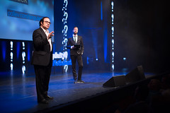 Neil Jaconstein at the SingularityU The Netherlands Summit 2016 (Sebastiaan ter Burg) Tags: singulartyu singularity summit amsterdam de la mar theather conference presentations expo technology science sunlsummit