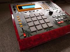 _0040414 (ghostinmpc) Tags: mpc3000 akai ghostinmpc sampler drummachine
