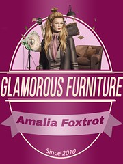 Glamorous Furniture Logo (Glamorous Furniture) Tags: amalia foxtrot glamorous furniture gf blog website blogger virtual world second life top designers creations model stylist indoor outdoor stucture set posts feeds sl 3d platform game project march 2010 old