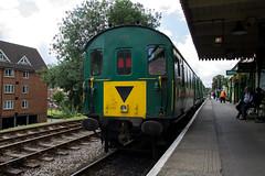 Class 205 Hampshire Unit 1125 (timz2011) Tags: class205 hampshireunit 1125 alton midhantsrailway watercressline