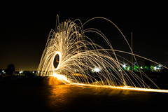 Steel Wool (connorcinhull) Tags: long exposure sony a6000 night light low photography photo hull connor campbell color colour