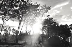 Zona Camping Villa De Leyva - COLOMBIA (santiagoburgos2) Tags: blackwhite black white camping sun travel colombia villadeleyva photography photo love
