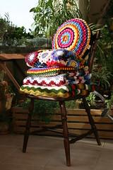 Mantas em croch (Lavores FL) Tags: hand crochet made croch