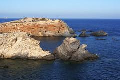 ISLAS HORMIGAS (titoalfredo) Tags: espaa costa mar murcia cartagena cabodepalos rocas peninsulaiberica marmediterraneo unineuropea regiondemurcia islashormigas