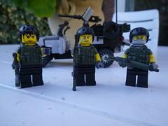 DIFCOM Infantry (Yoran Corporaal) Tags: new dutch car infantry soldier army war gun lego military conflict guns dmi standard scar armored fn weapons units yoran recon c8 diemaco brickarms corporaal difcom