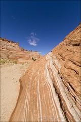 Lines (W9JIM) Tags: desert w9jim 10mm grandstaircaseescalante efs1022mm holeintherockroad zebraslot