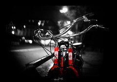 bike and love ('^_^ D.F.N. Damail ^_^') Tags: street city blackandwhite favorite black france color art love darkroom photoshop french geotagged fun photography photo europe photographie affection noiretblanc photos amor creative fave route amour lumiere romantic rua rue iledefrance 50mm12 franais couleur boken francais adoration artiste artistique photographe favoris amourette dfn damail 5dmarkii francais wwwdamailfr