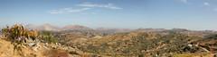 (vas-k) Tags: light sky mountain tree beauty clouds canon landscape greece crete 18 55 rethymno vask