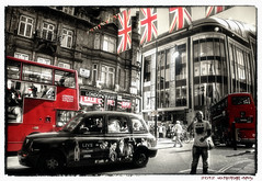 london calling (PhotoArt Images) Tags: bus london sc streetscene doubledecker londoncalling frenetic londonredbus