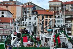 Colores en el puerto