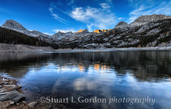 Dawn at South Lake_0040_41_42 (chasingthelight10) Tags: california travel mountains nature dawn landscapes seasons events lakes places vistas sunrises canyons creeks wildernesstrails southlake easternsierra bishopcreekcanyon otherkeywords