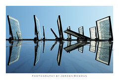 Campus architecture: flotilla (Jeroen Bosman) Tags: reflection facade utrecht open close library floating books ramen windowns bibliotheek boeken uu ubb universitylibrary wielarets ubu arets universiteitsbibliotheek zonwering heidelberglaan sunguards dichts