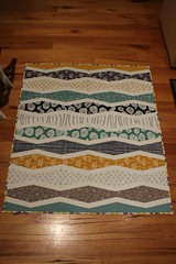 New Wave Quilt in Echo (Amanda__C) Tags: modern quilt patchwork newwave