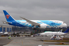 China Southern Boeing 787-81B B-2727 PAE 12-10-12 (Axel J. - Aviation Photography) Tags: airport aircraft aviation airline boeing flughafen flugzeug aeropuerto flugplatz avion airfield aviao aviones vliegtuig aviacin 787 luftfahrt luchthaven pae painefield chinasouthern fluggesellschaft snohomishcountyairport