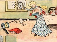 Belle époque illustration-L'Echo du Nord 1902 (april-mo) Tags: vintage spanking 1900s 1902 martinet vintageillustration vintagemagazine the1900s fessée vintagefrenchmagazine 1902léchodunord