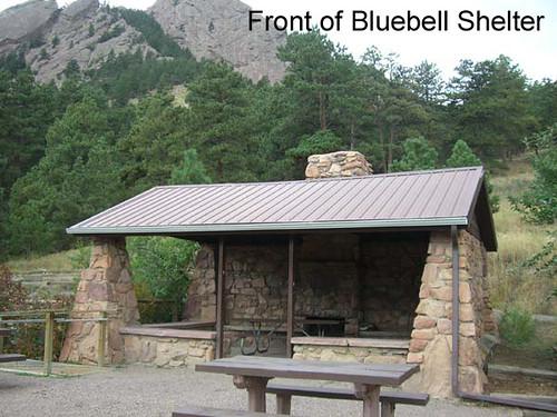 Photo - Bluebell Shelter