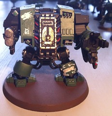 Salamanders Dreadnought Axios (peterbgrant) Tags: salamander 40k warhammer salamanders warhammer40k gamesworkshop dreadnought spacemarine axios heavyflamer
