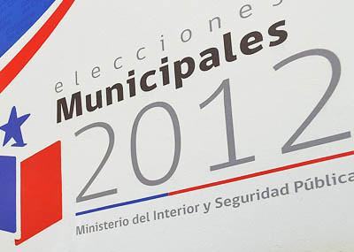 Municipales 2012