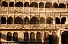 Aurangzeb Mosque (Hasan Zubair Bhatti) Tags: architecture pillar mosque hyderabad 1962 hasan zubair bhatti aurangzeb