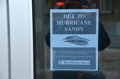 Main Street Bank closed