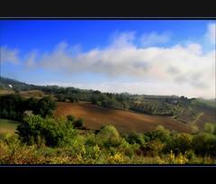 CAMPAGNE PERUGINE (Danilo Agnaioli) Tags: nebbia