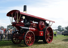 Fowler Showman's Engine 8NHP Defiance (chrisbell50000) Tags: park old favorite vintage shropshire rally traction engine steam shrewsbury preserved favourite fowler 2012 defiance onslow salop showmans 8nhp countyofsalopsteamenginesociety chrisbellphotocom