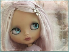 Breanna's pretty blue eyes...