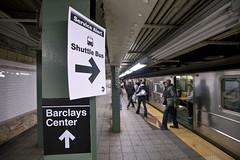 NYCT_5032 (MTAPhotos) Tags: buses subway sandy hurricane hurricanesandy postsandy