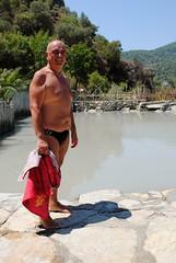 Dalyan Turchia (francescovinci58) Tags: man men bears uomini maturi