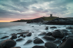 """Sunrise at Dunstanburgh Castle, Northumberland<br /><span style=""""font-size:0.8em;"""">This image is part of a photoshoot that is discussed in Ian Purves blog -  <a href=""""http://purves.net/?p=770"""" rel=""""nofollow"""">purves.net/?p=770</a><br />Title: Sunrise at Dunstanburgh Castle, Northumberland<br />Location: Dunstanburgh Castle, Northumberland, UK</span> • <a style=""""font-size:0.8em;"""" href=""""https://www.flickr.com/photos/21540187@N07/8349763894/"""" target=""""_blank"""">View on Flickr</a>"""