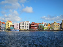 Willemstad Waterfront (jdf_92) Tags: santa anna bay day sint unesco curacao caribbean curaçao willemstad punda annabaai pwpartlycloudy