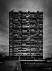 Arlington House Margate (LeePellingPhotography.co.uk) Tags: urban house arlington mono kent high centre arcade flats rise margate