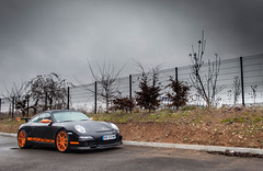 Track Beast (Julien Ash) Tags: orange france monster race canon track lyon 911 automotive voiture porsche beast circuit rs supercar spotting piste lightroom gt3 997 500d rememberthatmomentlevel1 me2youphotographylevel1