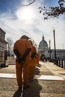 Witness Against Torture: Capitol Sunburst