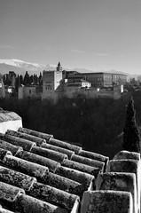 Granada - Torre de Comares (Xver) Tags: