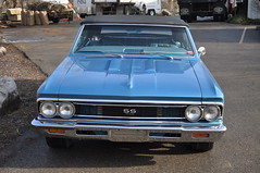 """1966 Chevelle SS 396 Convertible • <a style=""""font-size:0.8em;"""" href=""""http://www.flickr.com/photos/85572005@N00/8370562051/"""" target=""""_blank"""">View on Flickr</a>"""