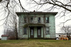 2013-01-14_09-24-39 (Andrew J. Cerniglia) Tags: old houses ohio usa house building abandoned home architecture unitedstates structures architectural concept conceptual residence abandonment wooster concepts edifice edifices residentialbuilding