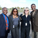 JAXPORT Board Member Reginald Gaffney, Felicia Boyd, Joanne Kazmierski and Florida Senator Tony Hill