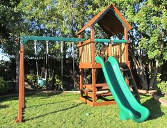 IMG_1446 (Swing Set Solutions) Tags: set play swings vinyl slide structure swing solutions playset polyvinyl