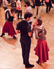 Care to dance to a 7/8 , 9/16 rhythm? (TheeErin) Tags: festival vertical brooklyn golden hall dance couple dancers floor pair grand ballroom heels humanrelationships gesture prospect balkan uste 2013 zlatne