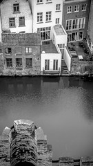 B&W (aurelian2012) Tags: white house black castle belgium sony gent nex nex5n me2youphotographylevel1