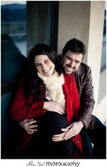 2013-01-25_008 (adinanoel) Tags: espaa baby love spain woods forrest pareja amor bilbao maternity bosque maternidad