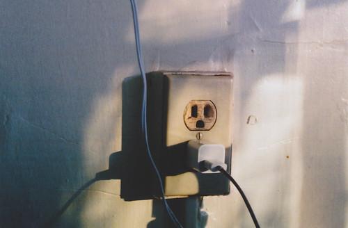 Old Socket. New Plug