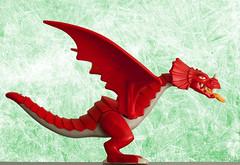 Drac d'anar per casa (vdbdc) Tags: toy dragon spielzeug joguina juguete drac