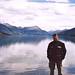 Lago em Ushuaia