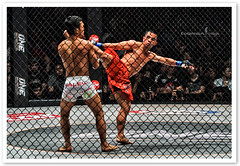 ONE FC Return of Warriors (TOONMAN_blchin) Tags: singapore mma mixedmartialarts toonman mygearandme blinkagain toonaman onefightingchampionship onefcreturnofwarriors