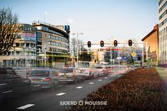Vier minuten verkeer (sj0m0) Tags: filter amersfoort lange verkeer sluitertijd ringweg stoplichten stadsring 110nd