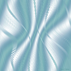 Seafoam and Silver (merripat) Tags: blue abstract color green colors digital photoshop silver square design teal pastel curves pastels designs illustrator curve seafoamgreen seafoam seafoamandsilver