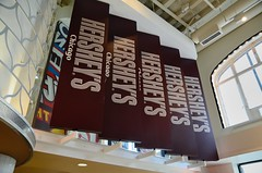 Hershey's Chocolate World (jpellgen) Tags: chi chicago il illinois travel roadtrip 2016 summer july midwest usa america sigma 1770mm d7000 nikon candy chocolate chocolateworld hersheys