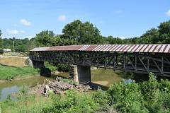 Beech Fork Covered Bridge (robgividenonyx) Tags: kentucky coveredbridge washingtoncounty beechfork